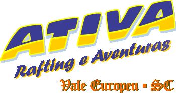 Ativa Rafting Vale Europeu logo